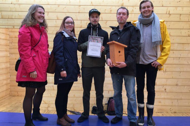 Tilapioneerit on vuoden 2017 TILATEKO -palkinnon voittaja!